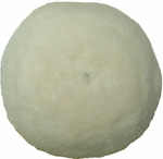 "8.5"" Wool Polishing Pad"