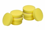 8 Pack Cyclo Premium Yellow Cutting Pads