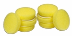 8 Pack Cyclo Yellow Coarse Pads