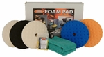 Advance Curved Edge 7.5'' CCS Foam Pad Kit
