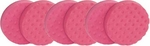 CCS 6.5 inch Pink Cutting/Polishing Foam Pads 6 Pack