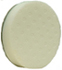 CCS 6.5 inch White Polishing Pad