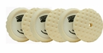 CCS 7.5 inch White Polishing Pad 6 Pack