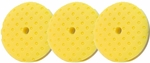 CCS 8.5 inch Yellow Cutting Pad 3 Pack
