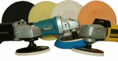 Circular Polishers & Accessories