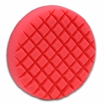Cobra Cross Groove� 6.5 Inch Red LSP FInishing Pad