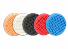 Cobra Cross Groove Flex Foam� 6.5 Inch Buffing Pads