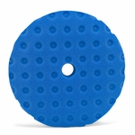 "Curved Edge 8.5"" Blue Final Finishing Pad"