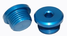 Cyclo VES Blue Weighted Inserts for Cyclo Pads & ProGuard Backing Plates