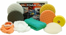 Dual Action Deluxe CCS Foam Pad Kit