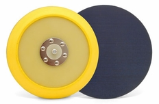 Dual-Action Hook & Loop Flexible Backing Plate 6''