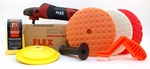 FLEX PE14-2-150 Rotary Polisher Starter Kit FREE BONUS