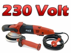 FLEX XC 3401 VRG 230 Volt Orbital Polisher <font color=red><b>For Export Only</font></b>