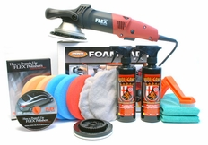 Flex XC3401 Hydro-Tech Essentials Pad Kit <font color=red><b>Includes FREE Flex Bag - $50 Value!</font></b>
