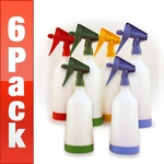 Kwazar Mercury Pro + 1 Liter Spray Bottle (33 oz.) - 6 Pack