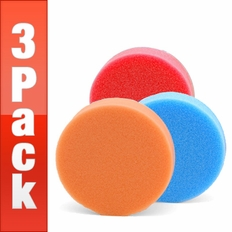 Lake Country Hydro-Tech 4 x 1.25 Inch Foam Pads 3 Pack - Your Choice!