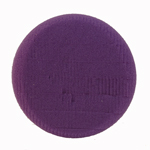 Lake Country Kompressor Purple Hybrid Heavy Compounding Foam Pad, 7 inches