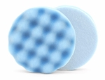 Lake Country Waffle Pro 4 Inch Blue Finessing Pad