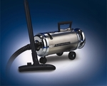 Metro Stainless Steel Compact Canister Vacuum