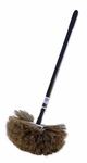 Montana Original Boar's Hair Round Wash Brush &Telescopic Handle