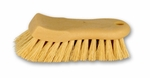 Natural Tampico Upholstery & Carpet Scrub Brush
