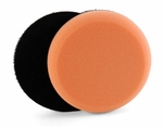 Orange Light  Cutting Flat 5.5 inch Foam Pad