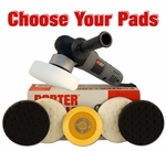 Porter Cable 7424XP 5.5 CCS Intro Pad Kit  FREE BONUS