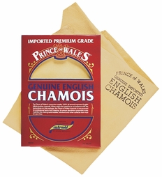 Prince of Wales Genuine Leather Chamois