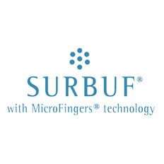 Surbuf MicroFingers R Series Buffing Pads
