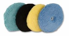 The Edge 2000 6 Inch Wool Buffing Pads