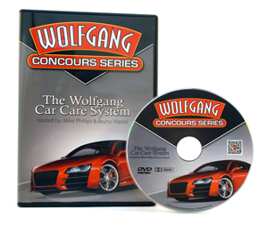 Wolfgang Concours Series Instructional How-To DVD