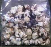 Chocolate Drizzled Kettle Corn