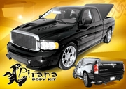 1994-2001 Dodge Ram Pirana Body Kit / Ground Effects 4 Pcs