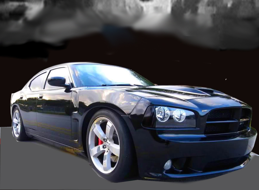 2005 2010 Dodge Charger Classic Style Custom Fenders