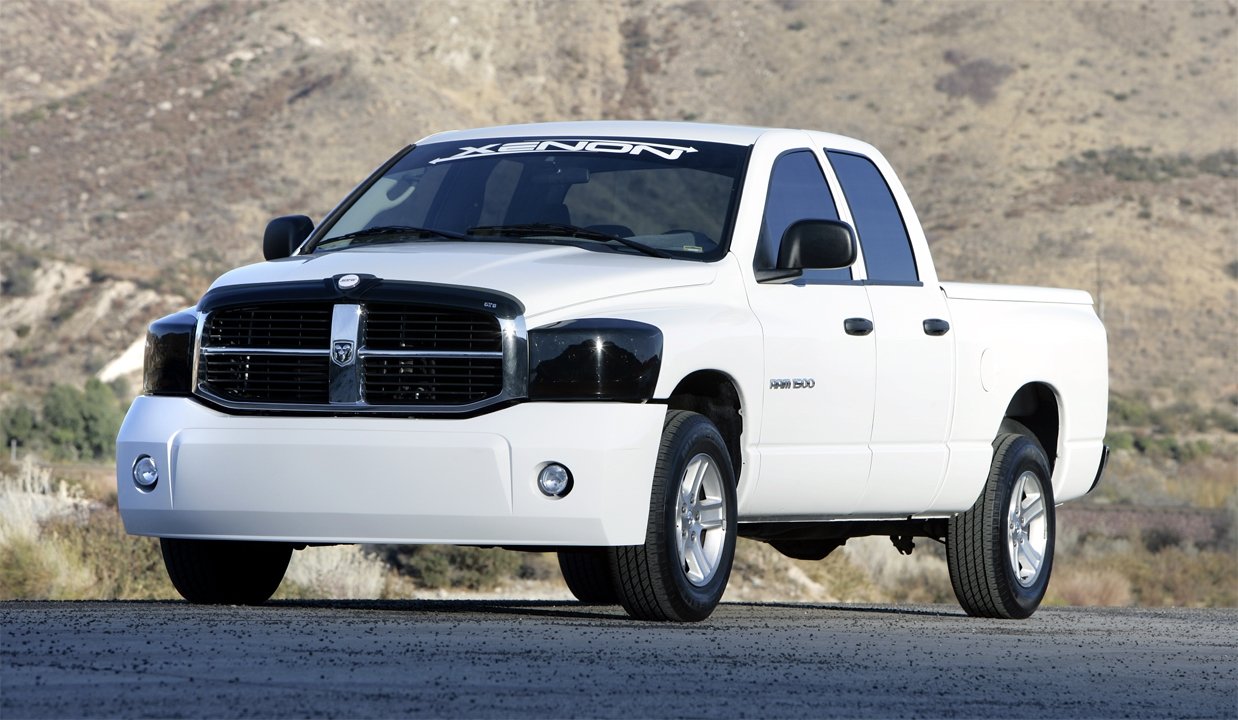 2006-2008 Dodge Ram 4 Door Short Bed Xenon Body Kit