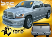 2006-2008 Dodge Ram Sharky Body Kit / Ground Effects 4 Pcs