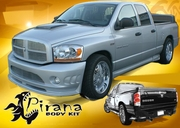 2002-2008 Dodge Ram Pirana Body Kit /Side Skirts 2 Pcs