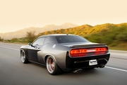 2008-2014 Dodge Challenger Widebody Quater Panels Only