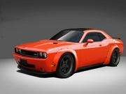 2008-2017 Dodge Challenger Duraflex Novara Wide Body Kit - 4 Piece