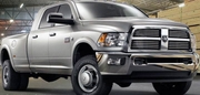 2009-2012 Dodge Ram Dually Pickup Fender Flares