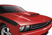 2009-2015 Mopar OEM Dodge Challenger T/A Hood With Integrated Scoop