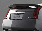 2009-2014 Cadillac CTS-V Coupe Rear Spoiler