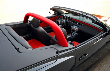 2010-2013 Chevrolet Camaro Convertible Sport Bar