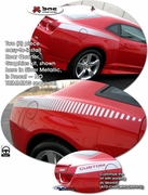 2010-2013 Chevrolet Camaro Rear Quarter Graphics Kit