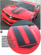 2010-2013 Chevrolet Camaro Yenko Style Hood Graphic Kit