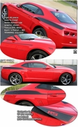 2010-2013 Chevrolet Camaro Yenko Style Side Graphic Kit