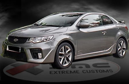 2010-2013 Kia Forte Koup Custom Body Kit