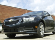 2010-2014 Chevrolet Cruze Body Kit Ground Effects