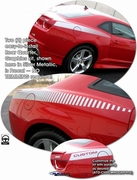 2010-2015 Chevrolet Camaro Rear Quarter Graphics Kit