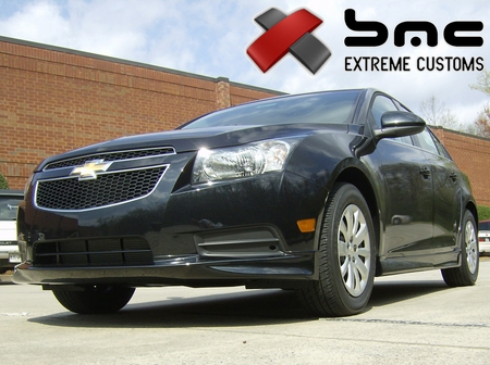 2011-2014 Chevrolet Cruze Body Kit Ground Effects